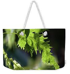 Linden Leaf - Weekender Tote Bag