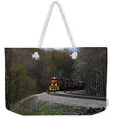Lindholm Train Weekender Tote Bag
