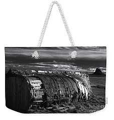 Lindisfarne Castle Weekender Tote Bag