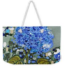 Lindsey's Flower Weekender Tote Bag