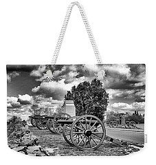 Line Of Fire Weekender Tote Bag by Paul W Faust - Impressions of Light