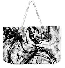 Line Of Life Weekender Tote Bag