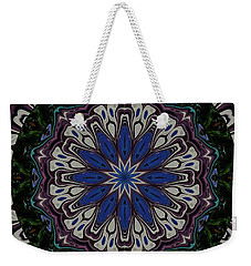 Line Up Kaleidoscope Weekender Tote Bag