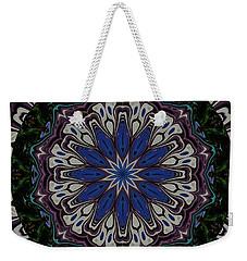 Line Up Kaleidoscope Weekender Tote Bag