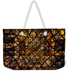 Linear Contingency Weekender Tote Bag