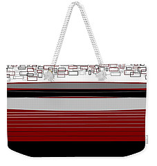 Lines 3 Weekender Tote Bag