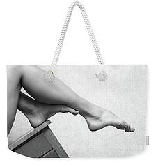 Lines #7030 Weekender Tote Bag