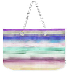 Lines Weekender Tote Bag by Matt Lindley