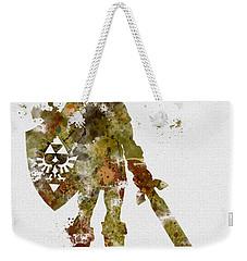 Link 2nd Edition Weekender Tote Bag
