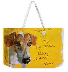 Linus Weekender Tote Bag