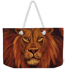 Lion 2018 Weekender Tote Bag