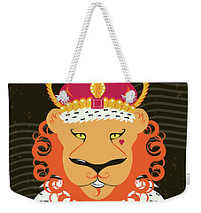 Lion King Weekender Tote Bag