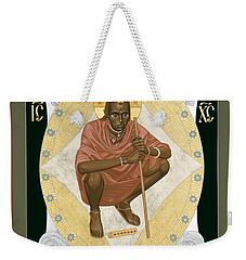 Lion Of Judah - Rlloj Weekender Tote Bag