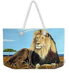 Lions Pride Weekender Tote Bag