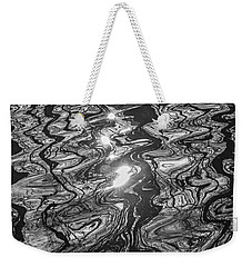 Liquid Light Weekender Tote Bag