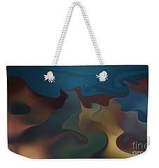 Liquid Mind Weekender Tote Bag