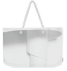 List #5371 Weekender Tote Bag by Andrey Godyaykin