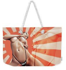 Lick It - Japan Weekender Tote Bag