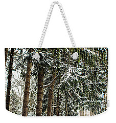 Weekender Tote Bag featuring the photograph Listen To The Quiet by Sandy Moulder