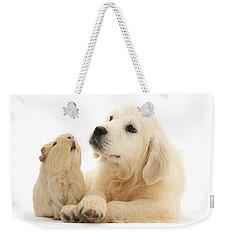Listen When I'm Tellin Ya Weekender Tote Bag