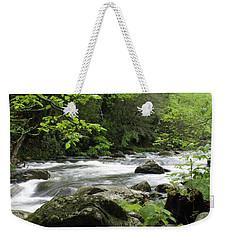 Litltle River 1 Weekender Tote Bag