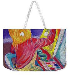 Little Ali Artist Weekender Tote Bag