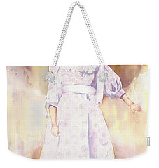 Little Anna Weekender Tote Bag by Tara Moorman