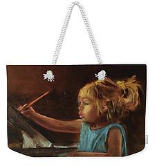 Little Artist Weekender Tote Bag