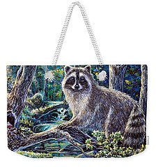 Little Bandit Weekender Tote Bag