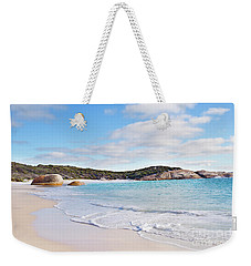Weekender Tote Bag featuring the photograph Little Beach, Australia by Ivy Ho