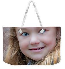 Little Beauty Weekender Tote Bag