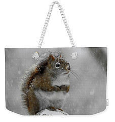 Little Begger Weekender Tote Bag by Betty-Anne McDonald