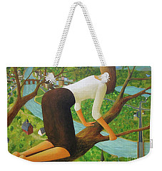 Little Bird Weekender Tote Bag by Glenn Quist