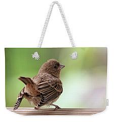 Little Bird Weekender Tote Bag
