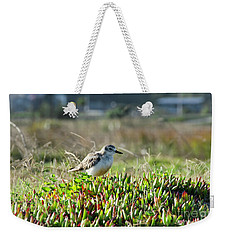 Little Bird Weekender Tote Bag by Yurix Sardinelly