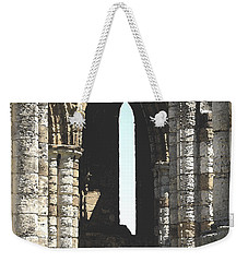 Little Boy Under The Arch Weekender Tote Bag