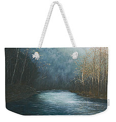 Little Buffalo River Weekender Tote Bag