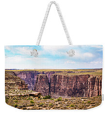 Little Canyon Weekender Tote Bag