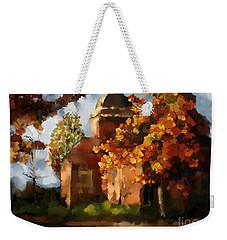 Little Church Weekender Tote Bag