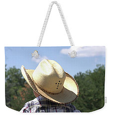 Little Cowboy Weekender Tote Bag