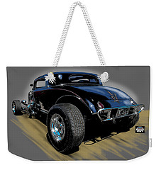 Little Deuce Coupe Weekender Tote Bag