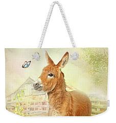 Little Donkey Weekender Tote Bag