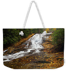 Little Fall Weekender Tote Bag