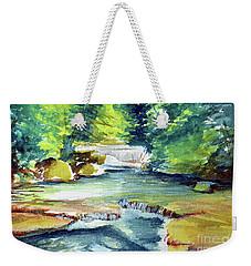 Little Falls Weekender Tote Bag