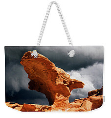 Little Finland Nevada 8 Weekender Tote Bag by Bob Christopher