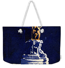 Little Fountain Weekender Tote Bag