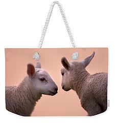 Little Gossips Weekender Tote Bag