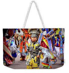 Little Grass Dancer Weekender Tote Bag