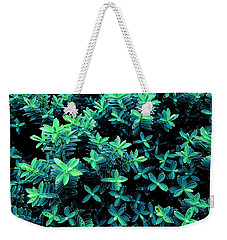 Little Green Crosses Weekender Tote Bag