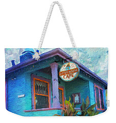 Little House Cafe  Weekender Tote Bag